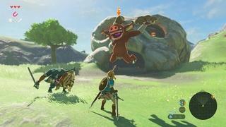 [TEST] L'avis du Veusty : Zelda - Breath of the Wild (Switch) 71z5-s10