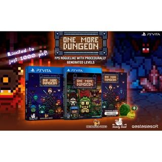 Limited Run et compagnie, les jeux démat' qui sortent en boite :) - Page 6 One-mo10