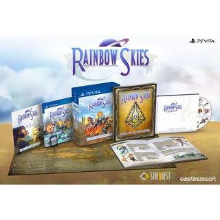 Limited Run et compagnie, les jeux démat' qui sortent en boite :) - Page 6 Rainbo10