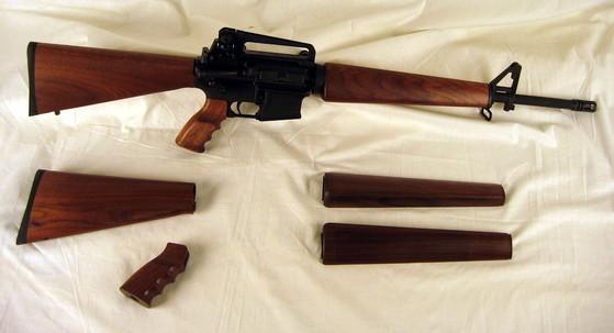 Kit bois pour AR 15 560_ri10