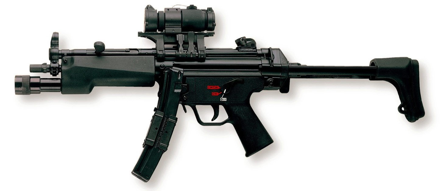 [Photos] Les plus belles photos d'arme longues Mp5-su10