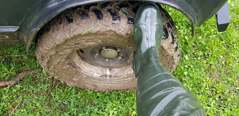 Езда по грязи и болотам - Страница 2 20180510