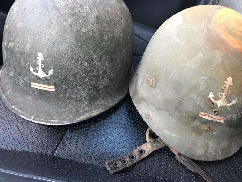 estimation casque M1C parachutiste en vue de vente 26782310