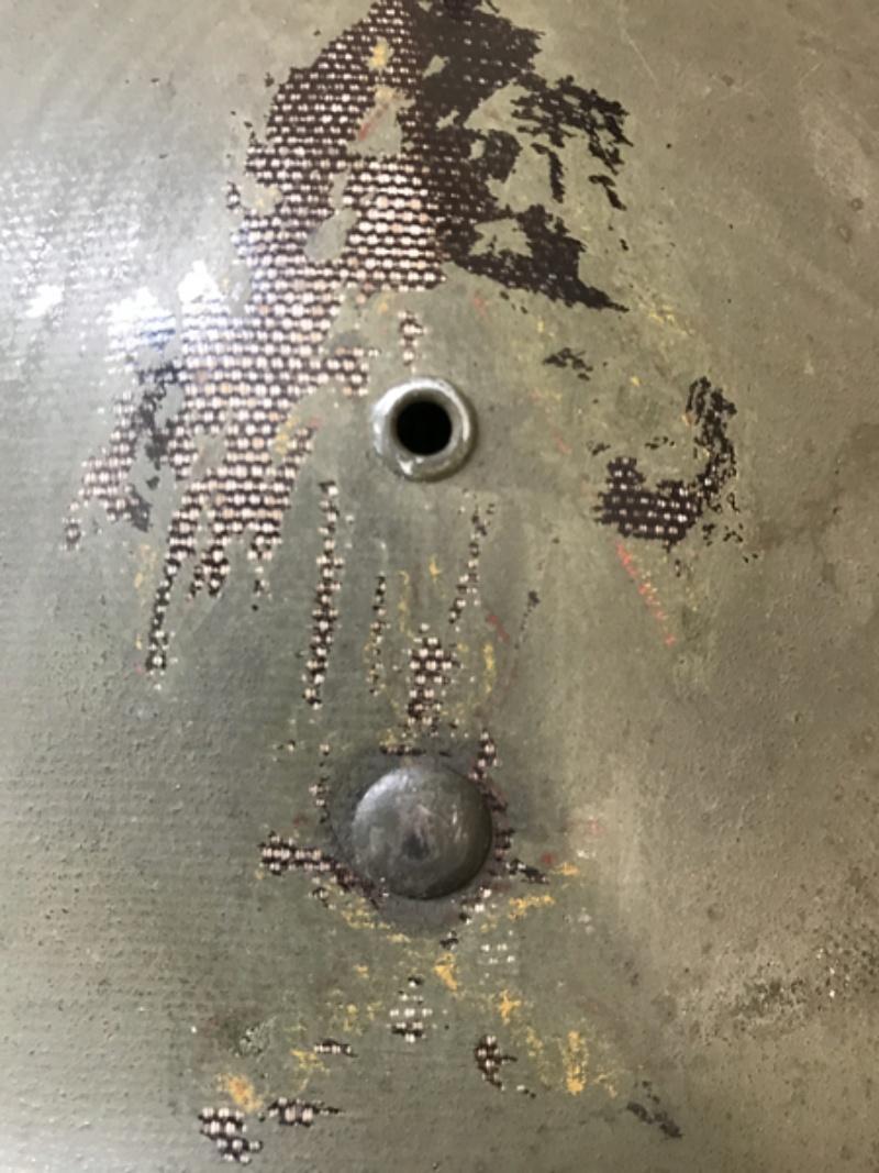 Identification insigne sur liner 1 ère armée  85535210