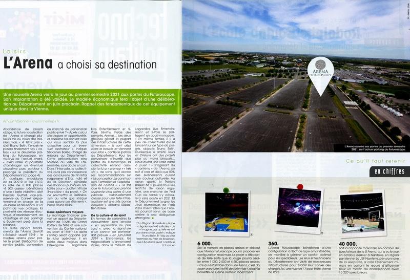« Arena Futuroscope » grande salle de spectacles et de sports · 2022 - Page 2 Sans_t13