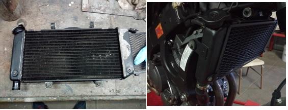 Reparación gotera Foro711