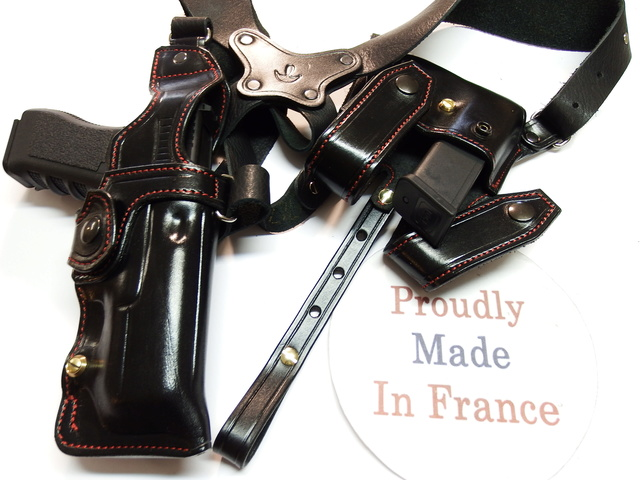 "HOLSTER d'AISSELLE : le ""TRADITIONAL"" by SLYE  Dscf0910"
