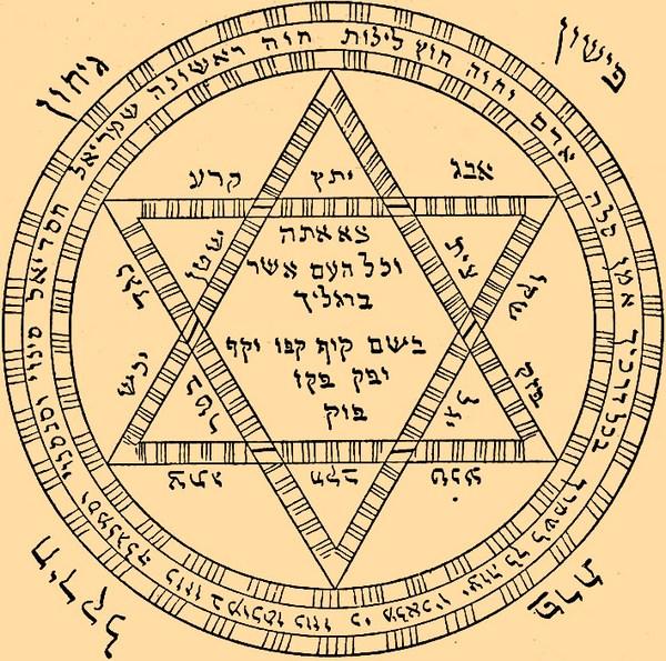 Лилит, супруга Сатаны и мать Каина. Brockh11