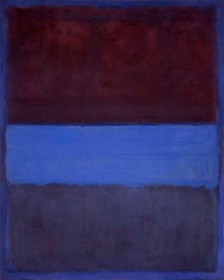 Pongan un cuadro en su vida - Página 5 Rothko10