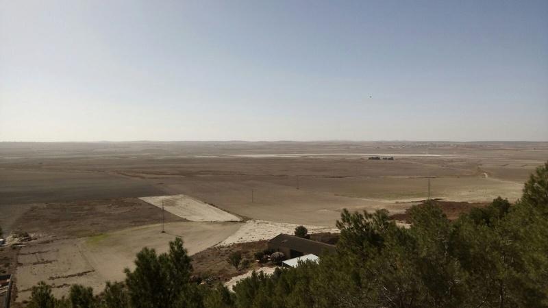 La pertinaz sequía Laguna10