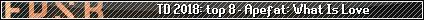 FPSB TD V13 - Résultats des finales ! Apefat10