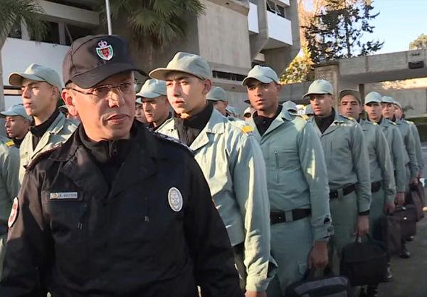 تكوين الأمن الوطني بالمعهد الملكي للشرطة 2018 .. فيديو 210