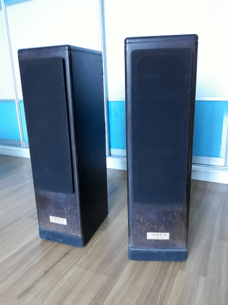Advent Laureate Floor Stand Speaker. 20180340