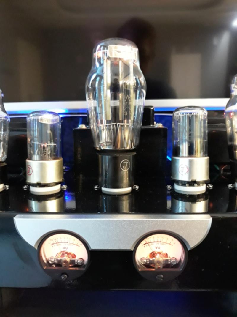 Phoenix tube amplifiers.  20180522