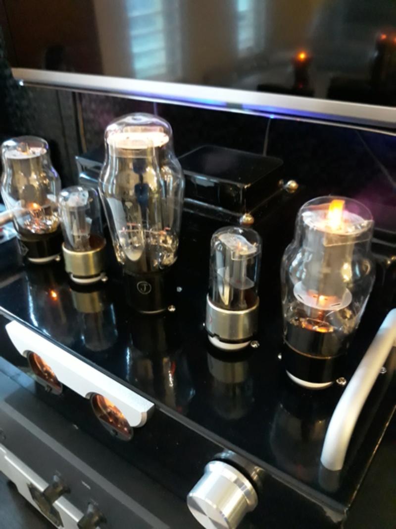 Phoenix tube amplifiers.  20180523