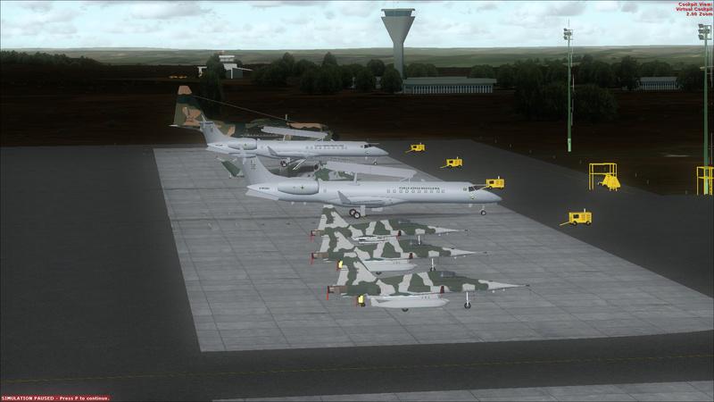 [LANÇAMENTO] SBAN - Base Aerea de Anápolis Sban-110