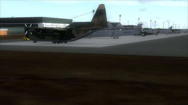 [LANÇAMENTO] SBAN - Base Aerea de Anápolis Sban-310