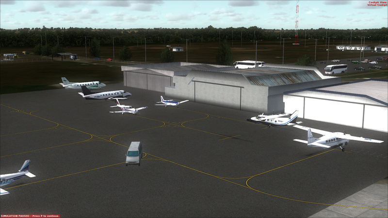 [LANÇAMENTO] SBRB - Aeroporto Internacional Plácido De Castro Sbrb-210