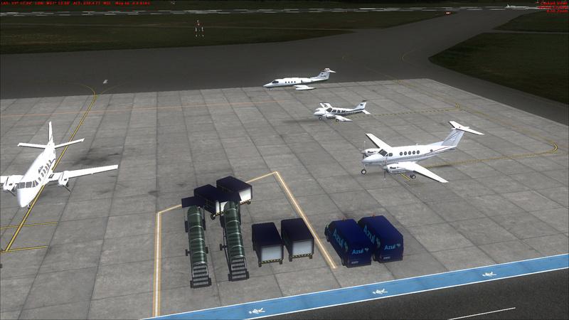 [LANÇAMENTO] SBRB - Aeroporto Internacional Plácido De Castro Sbrb-310