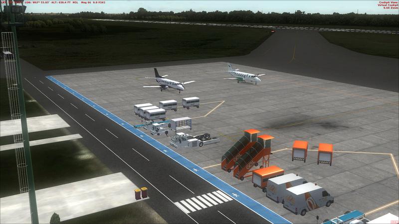 [LANÇAMENTO] SBRB - Aeroporto Internacional Plácido De Castro Sbrb-410