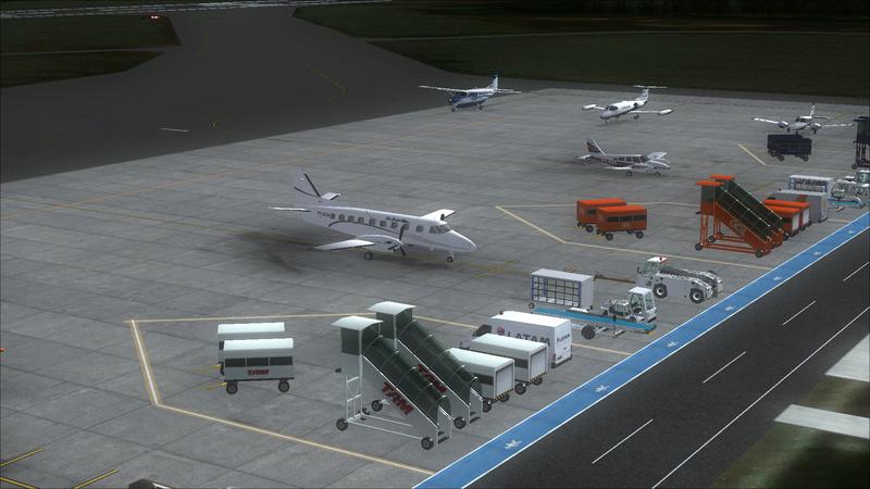 [LANÇAMENTO] SBRB - Aeroporto Internacional Plácido De Castro Sbrb-510