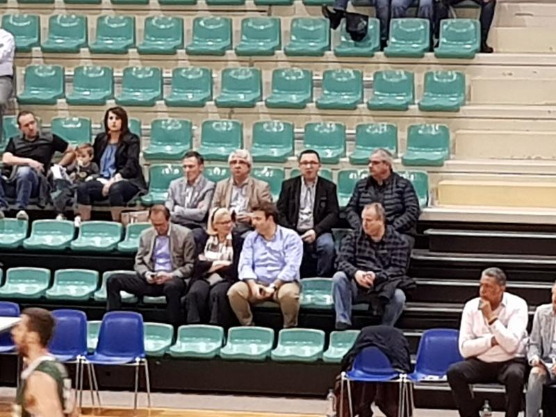[J.24] FC MULHOUSE - Joeuf Homecourt Basket : 69 - 71 20180411