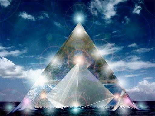 Голубая Пирамида Возрождения 753510