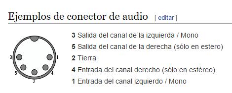 Rca a Din Conect10
