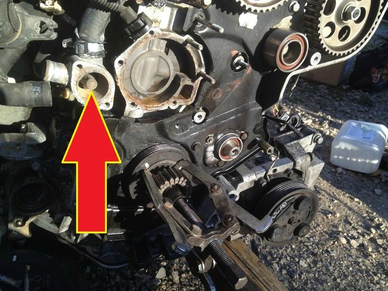 Chauffe moteur anormale 31010