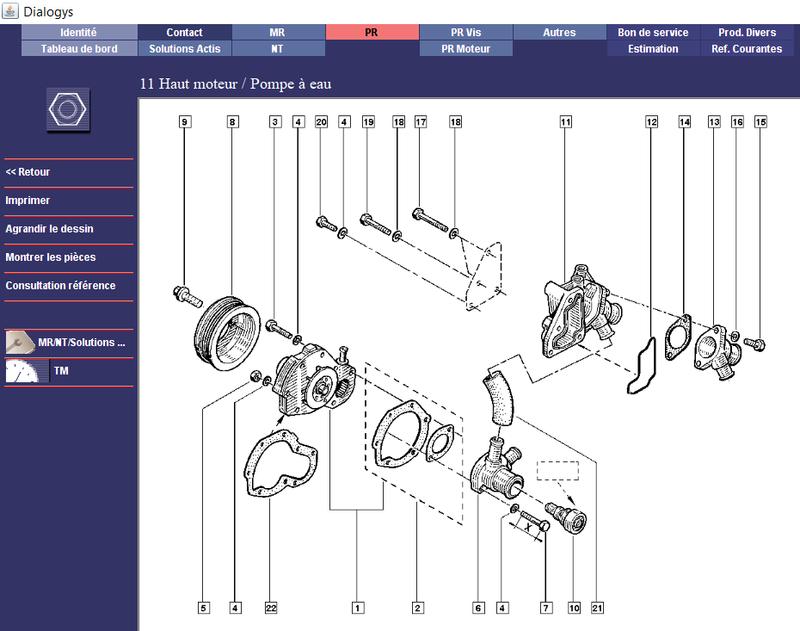 Chauffe moteur anormale - Page 2 Calors10