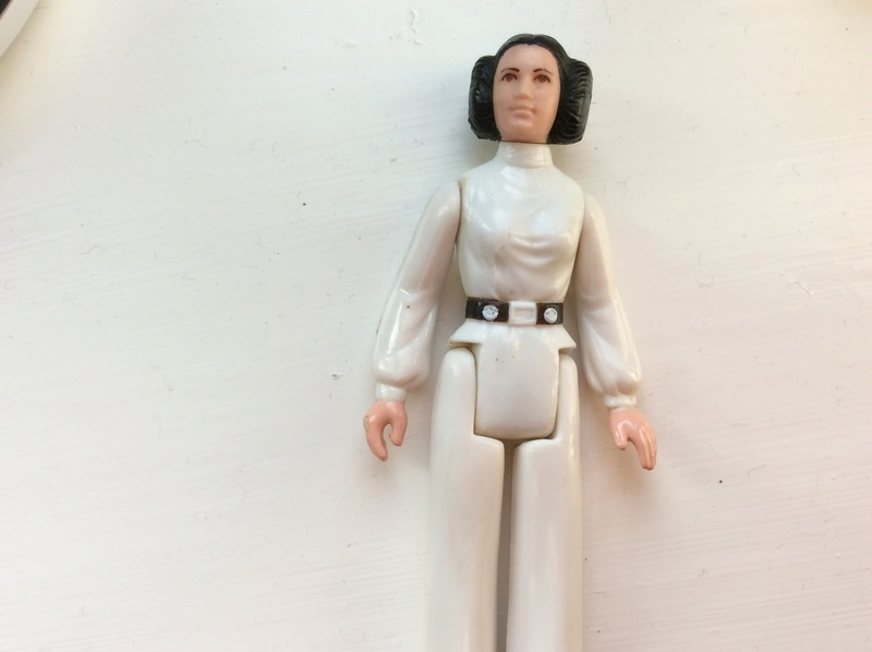 Princess Leia Organa Early Issue Cape Question Img_9510