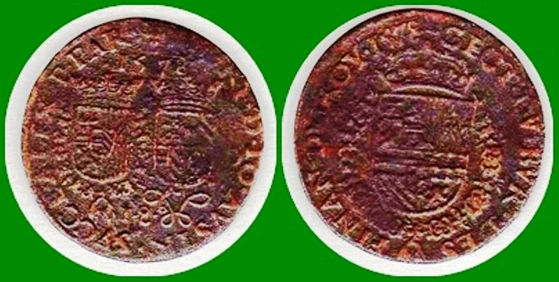 Jeton en recuerdo de la muerte de Don Juan de Austria 1578_f11