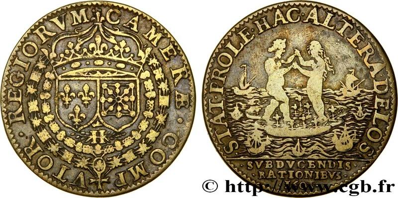 1603 , CAMERAE COMPOTUR REGIORUM . Fjt_4410