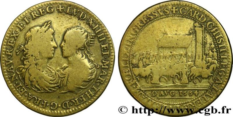 Lvd. XIIII , Comitiva regia . 1664 Fjt_4411