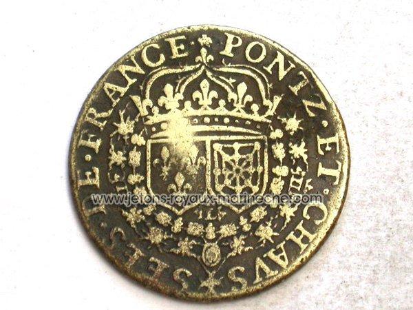LVDOVICVS XIII , 1632 , DABIT . DEVS . HIS . QVOQVE . FINEM . Full_m10