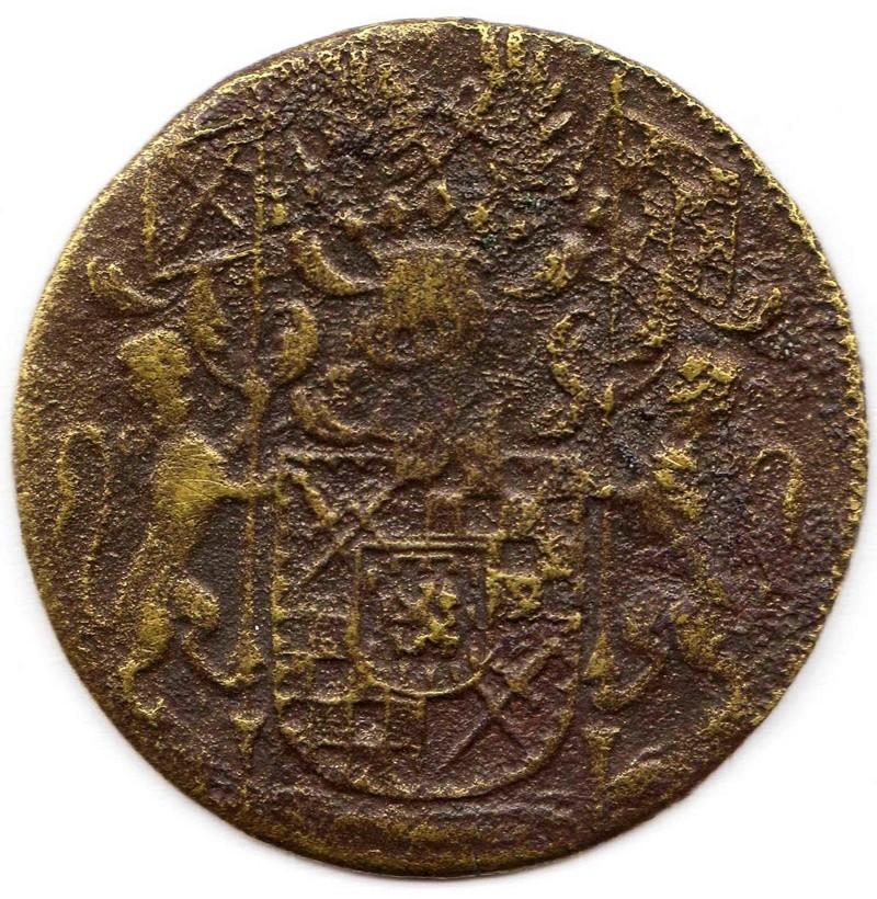 Jeton S.P.Q.B. 1698  Img85711