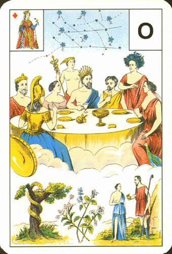 Большая астромифологическая колода Ленорман 0b914210