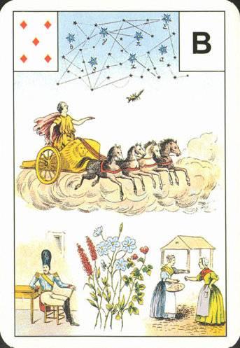 Большая астромифологическая колода Ленорман - Страница 3 0c1ad710