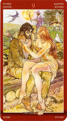 Таро Магия Наслаждений - Страница 2 13372136