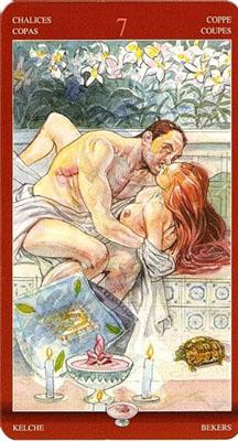Таро Магия Наслаждений - Страница 2 13372152