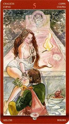 Таро Магия Наслаждений - Страница 2 13372153