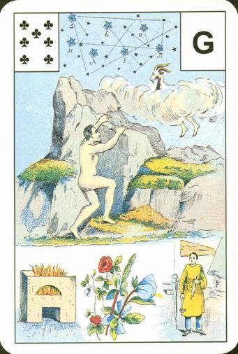 Большая астромифологическая колода Ленорман - Страница 3 1c5c6110