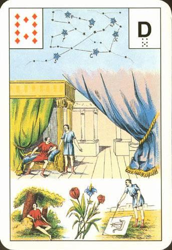 Большая астромифологическая колода Ленорман 214e6310