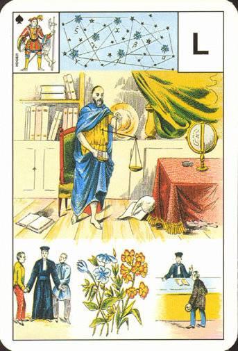 Большая астромифологическая колода Ленорман - Страница 3 2a529b10