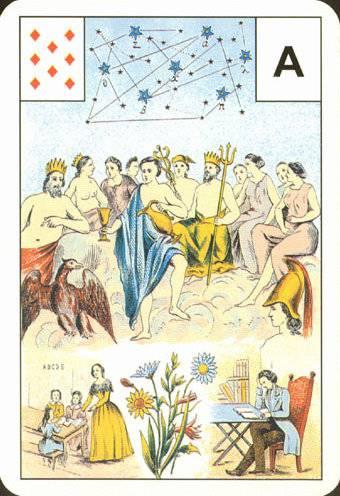 Большая астромифологическая колода Ленорман - Страница 3 4cf15b10