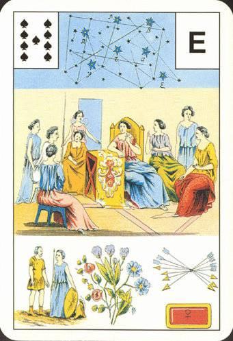 Большая астромифологическая колода Ленорман 4e6bf710
