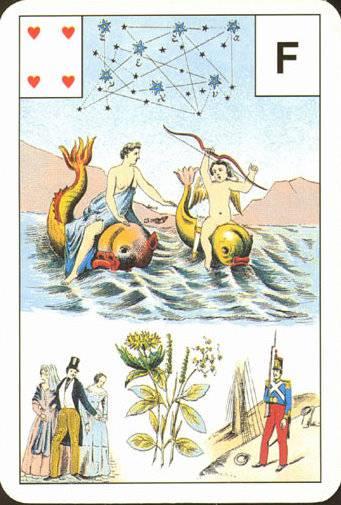 Большая астромифологическая колода Ленорман - Страница 3 53e9a610