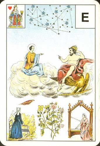 Большая астромифологическая колода Ленорман - Страница 3 7df06e10