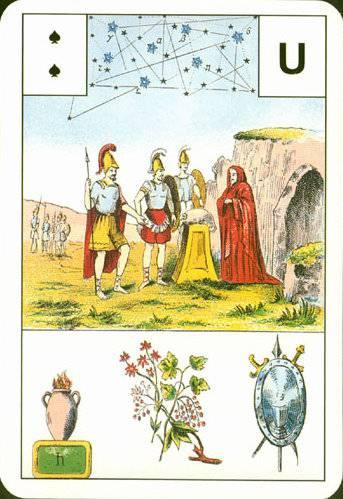 Большая астромифологическая колода Ленорман 7f7dfe10