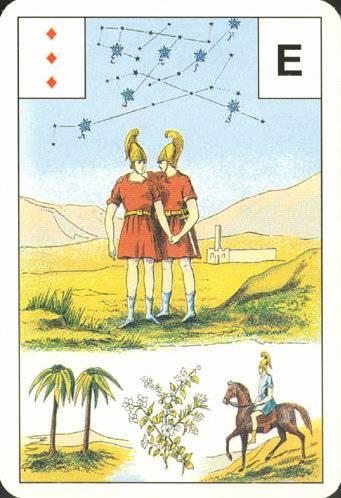 Большая астромифологическая колода Ленорман - Страница 3 A4f78010